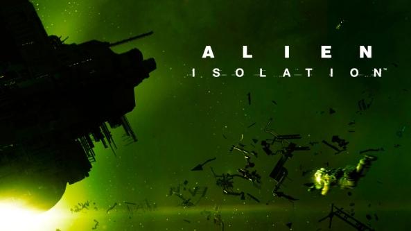 Alien Isolation Title