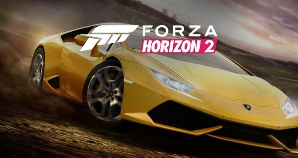 Forza Horizon 2 title